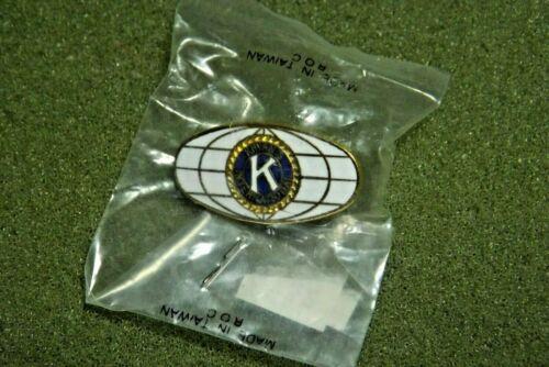 Kiwanis International Logo Lapel Pin