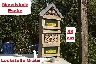 Insektenhotel-Insekt -Insektenhaus-Schmetterling-Marienkäfer-Bienen-Naturmacher!