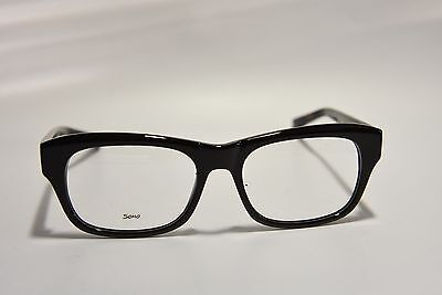 SOHO COLLECTION 114 FULL RIM CAT EYE EYEGLASS FRAMES BLACK/DEMI 53-20-145 NEW