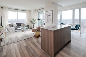 Brand New Luxury 1 and 2 Bedroom Rentals! Free Moving Service!