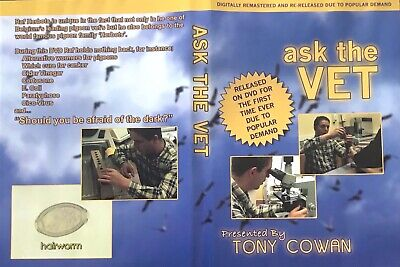 Ask The Vet Racing Pigeon Dvd