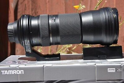 Tamron SP A011 150-600mm f/5-6.3 Di VC USD Lens For Nikon