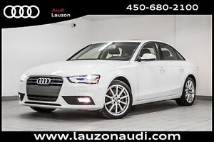 2014 Audi A4 2.0T PROGRESSIV NAV PUSH TO START