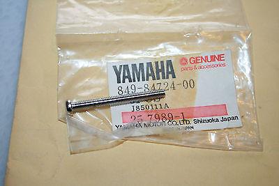 nos Yamaha snowmobile headlight screw bravo srv inviter it wr xs xj