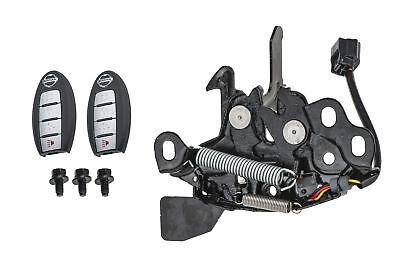 NEW OEM 17-2018 Nissan Titan Remote Engine Start Starter Kit Key Fobs -