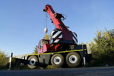 "<i class=""fas fa-angle-right""></i> Andere Terex AC40 -1 //  Demag CITY Kran"