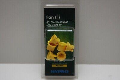 Hypro Fan 80 Degree Standard Flat Sprayer Spray Tip 6pk-02f80 02f80