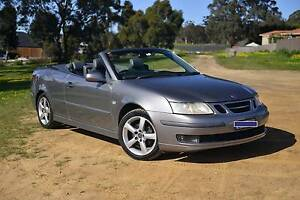 Turn heads this summer with this Saab 9-3 Convertible Greensborough Banyule Area Preview
