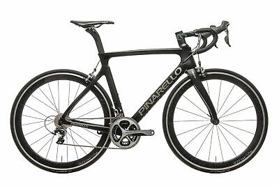 2017 Pinarello Gan RS Road Bike 54cm Carbon Shimano Dura-Ace 9000 11s Stages