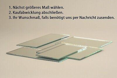 Schlafzimmer Spiegel (Spiegel auf Maß Zuschnitt Wandspiegel nach Maß 3+4+6 mm Wunschmaß Spiegelfliesen)