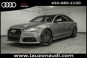 2018 Audi A6 TECHNIK CRUISE ADAPT S-LINE BLACK OP. 20