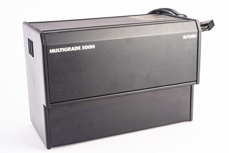 Ilford Multigrade 500H Darkroom Photo Enlarger Variable Contrast Head V19