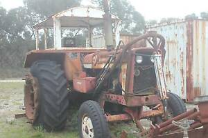 INTERNATIONAL MCCORMIC TREE PUSHER TRACTOR Stradbroke Wellington Area Preview
