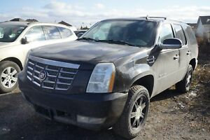 2007 Cadillac Escalade ACCIDENT FREE | DVD PLAYER | BLACK LEA...