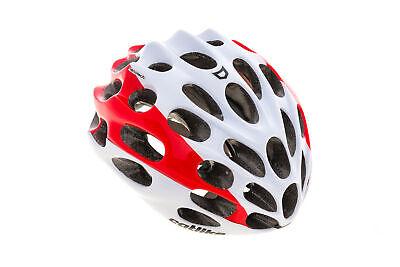 Catlike Mixino Road Bike Helmet Small 52-54cm Black//Fluor Orange