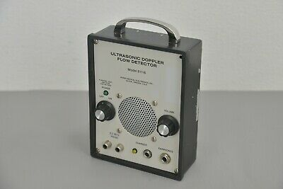 Parks Medical Ultrasonic Doppler Flow Detector Model 811-b 23479