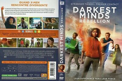 DVD - DARKEST MINDS REBELLION
