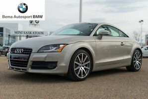 2009 Audi TT Coupe 3.2 at Quattro Winter Tires Included, No Acc