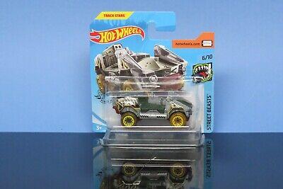 2019 Hot Wheels Bot Wheels #230//250 Street Beasts Gray