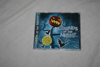 Sounds of the Night Halloween Sounds CD