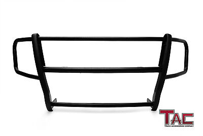 - TAC Fit 14-18 Dodge Ram ProMaster Van (Full Size) Front Bumper Grill Guard Black