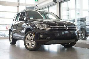 2016 Volkswagen Tiguan Comfortline * 18 POUCES * TOIT PANO