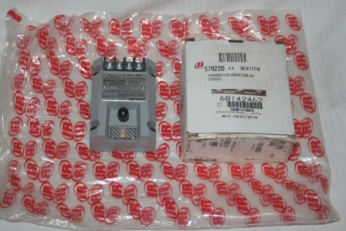 ONE NEW INGERSOLL RAND 1X35869 2-WIRE VIBRATION 12-35V-DC TRANSMITTER D211124