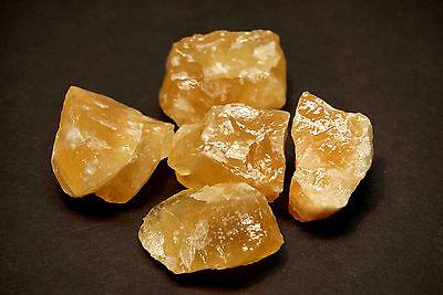 Orange Calcite 1 2 Lb Lots Natural Gemstones