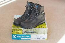 Scarpa Lite Trek GTX Size 45 worn once only. Woolooware Sutherland Area Preview