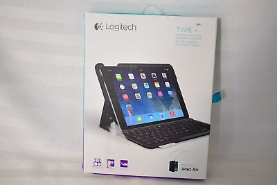 Logitech Type+ iPad Air Keyboard Case with Integrated Keyboard (For iPad Air Wil