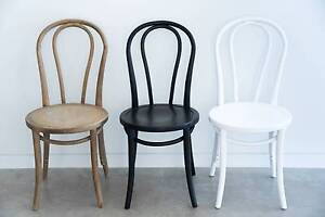 BENTWOOD CHAIRS - SOLID BEECH Brisbane Region Preview