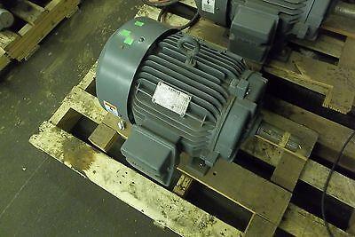 15 Hp 254t Frame 3495 Rpm 230460 Volt Ac Motor