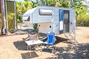 One-of-a-kind Slide-On Camper FOR SALE! Howard Springs Litchfield Area Preview
