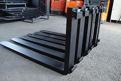 Gabelzinken - Gabelstapler - Stapler - FEM  2A 125 x 45 x 1200  NEU