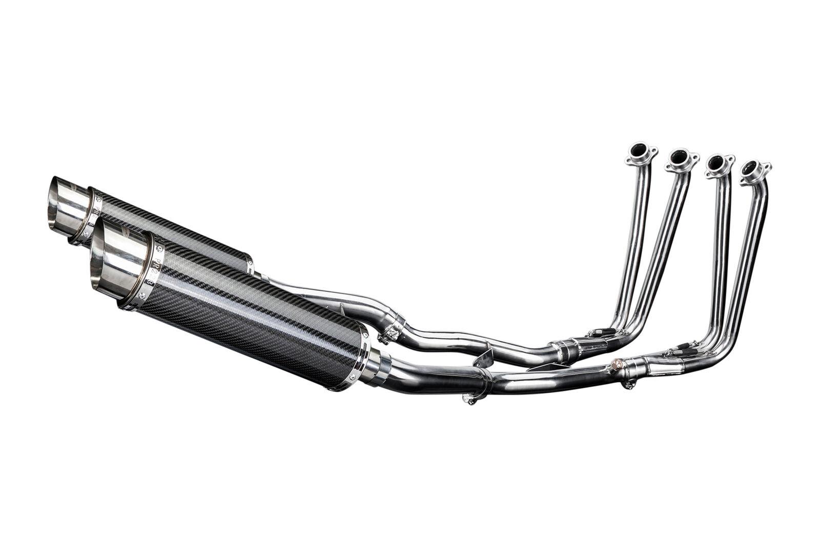Delkevic Full 4-2 Yamaha FJR1300 DL10 14
