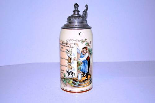 Antique Dorfner & Co. Stein