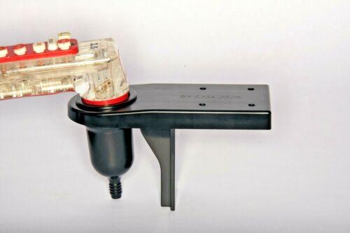Soda gun holder, new style holster, bar gun holder. (Drain line included).