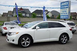 2014 Toyota Venza XLE   PANO ROOF   LEATHER INT
