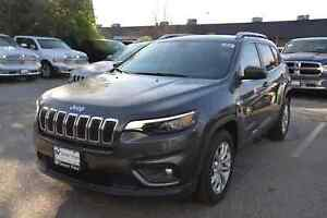 2019 Jeep New Cherokee North REMOTE STARTER, HEATED SEATS, UPGRA