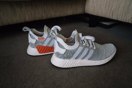 Adidas NMD R2 Prime Knit - worn once for photo shoot SIZE US 10