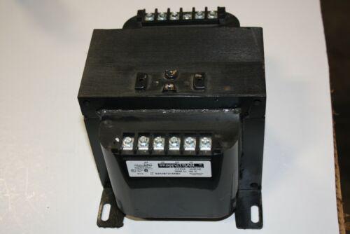 New 2 Kva Micron Impervitran Control Transformer Pri. 230/480 Sec. 110-115-120