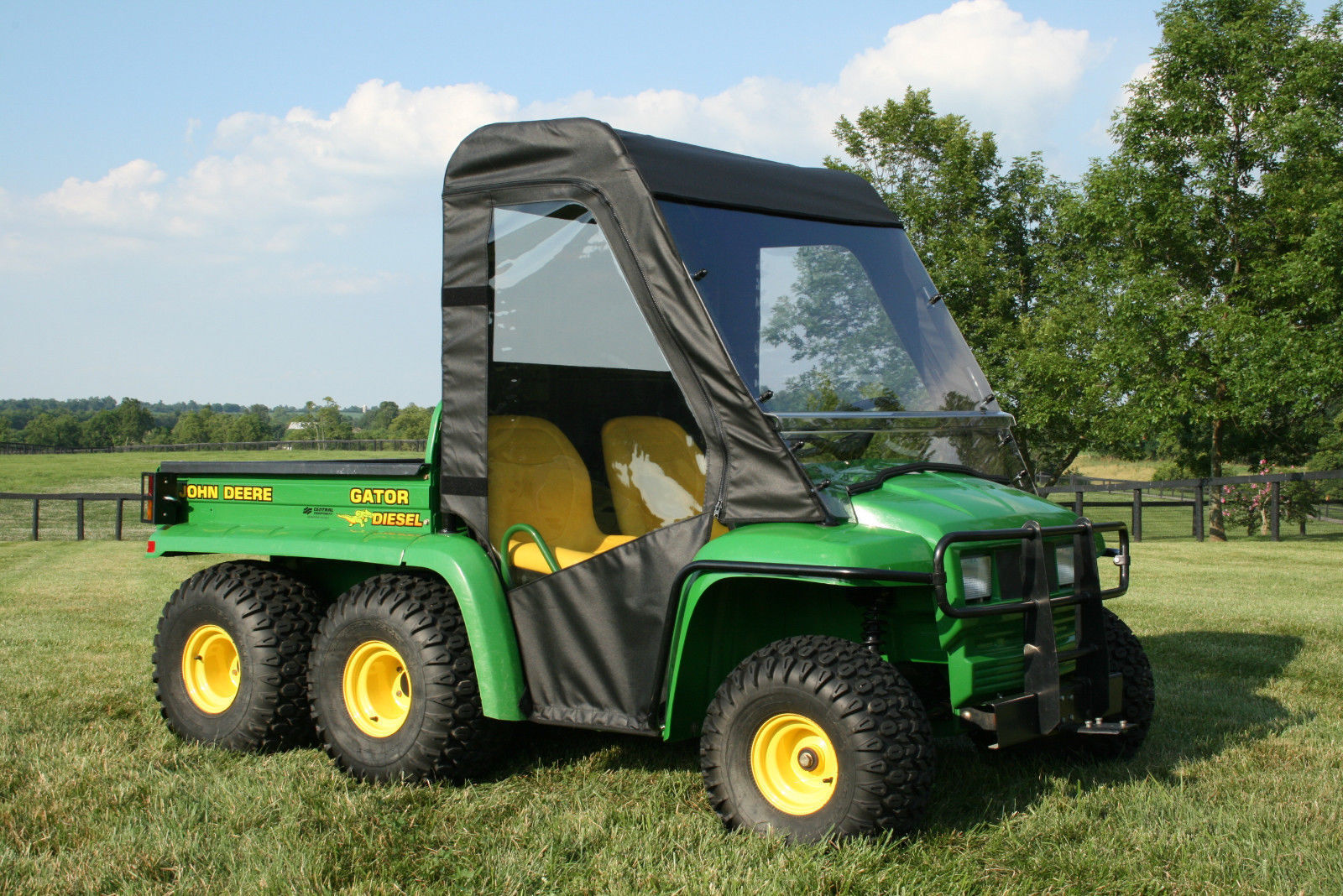how to drive a john deere gator ebay. Black Bedroom Furniture Sets. Home Design Ideas