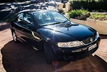 2001 Holden Vectra Sedan Hurstville Grove Kogarah Area Preview