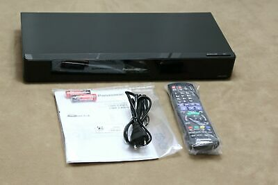 Panasonic DMR-EX97CEGK DVD-Recorder HD DVB-C2 DVB-T 500GB CI+ schwarz