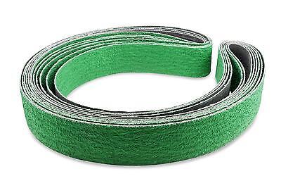 2 X 72 Inch 40 Grit Metal Grinding Zirconia Sanding Belts 6 Pack