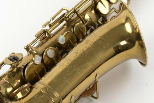 Selmer Modele 22 Alto Saxophone, Just Serviced, Video