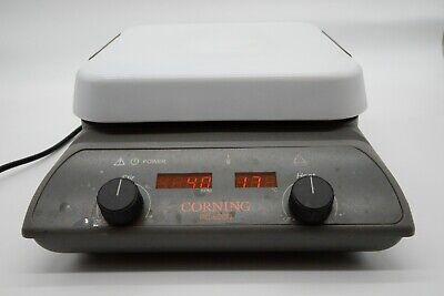 Corning Pc-620d 10x10 Digital Magnetic Stirring Hot Plate 120v 6795-620d