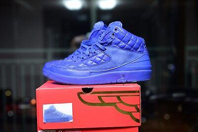 Nike Air Jordan 2 Just Don Blue size 9