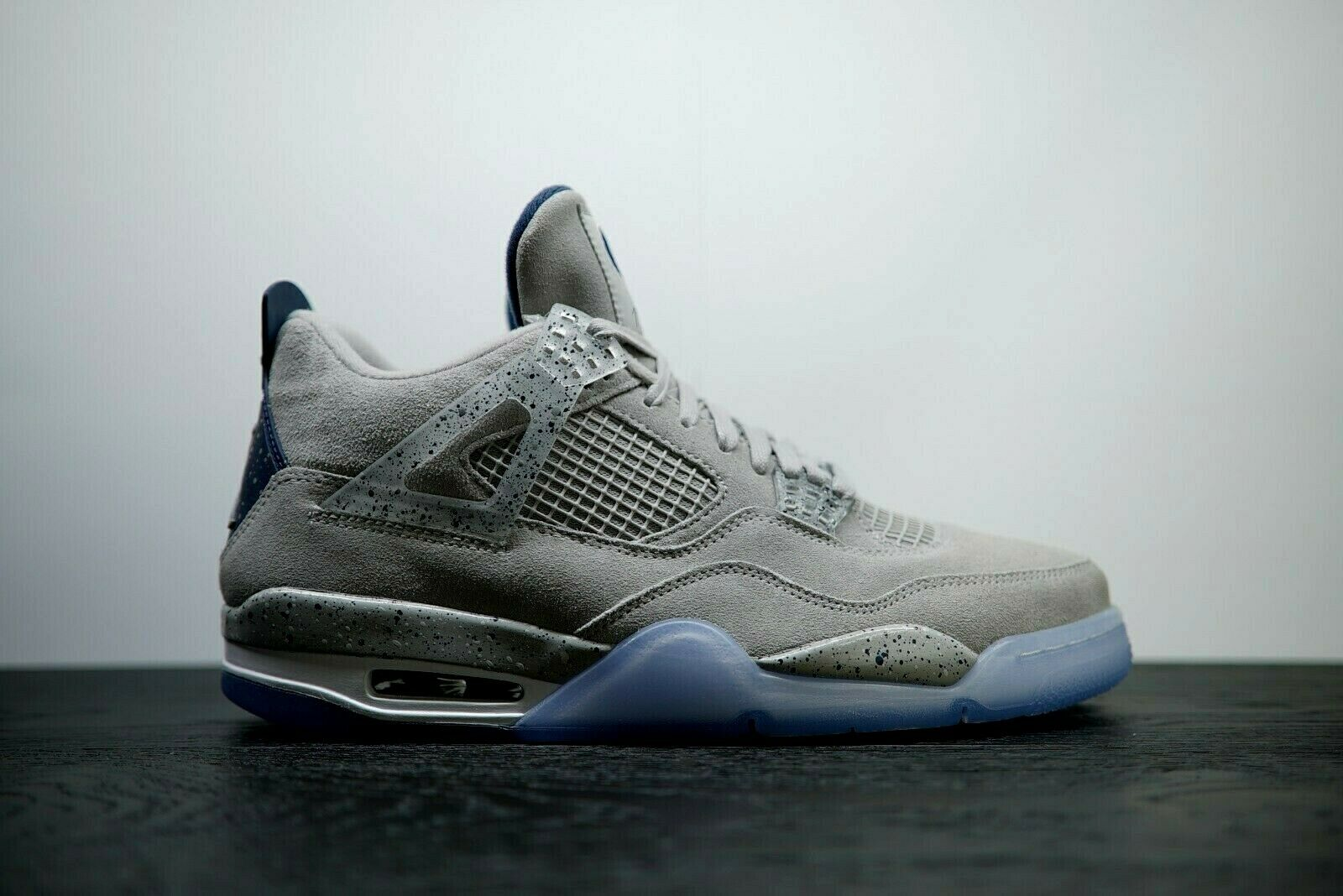 DS Nike Air Jordan IV 4 Retro GEORGETOWN HOYAS PE SAMPLE 11