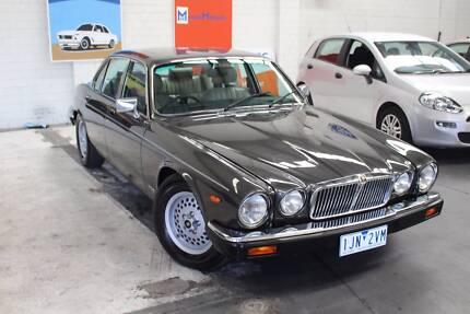 1986 Jaguar Sovereign Sedan V12 Auto